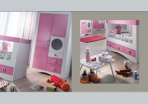 Camere copii STAR BABY GIRL