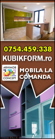 Kubik Form - mobila la comanda Ghencea, Elite Center